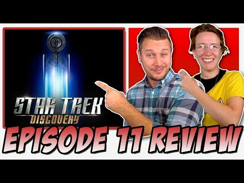 """Star Trek: Discovery - Review & Recap Episode 11 """"The Wolf Inside"""" 01x11"""
