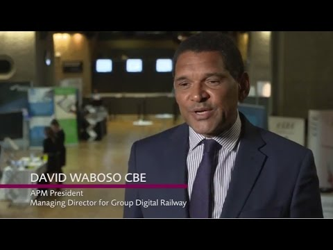 David Waboso - APM Project Management Conference 2017