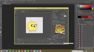 Как сделать фон прозрачным в GIF через Photoshop.(Создано для отзыва ireccomend., 2016-03-10T12:44:24.000Z)