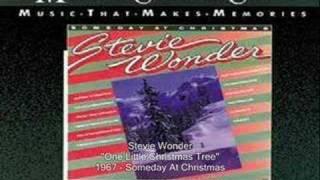 Stevie Wonder - One Little Christmas Tree