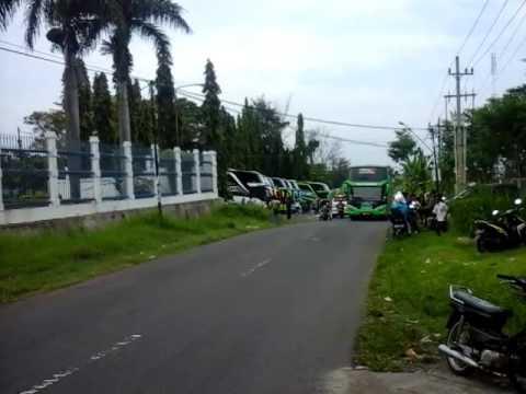 Telolet Subur Jaya rombongan Kunjungan...