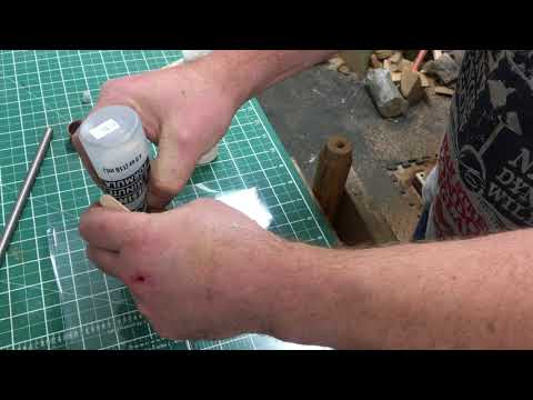 DIY Woodturning tool for less than £10
