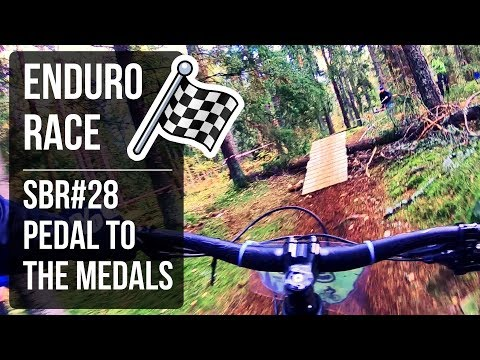 Failing in MTB Enduro Race: SBR 28 Pedal to the Medals