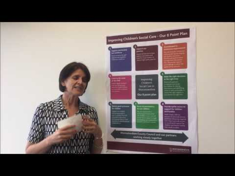 Tina Russell - Assistant Director    Improve our Practice