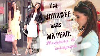 Lufy - Une Journée dans ma Peau: Shopping et Essayages à la Vallée Village!