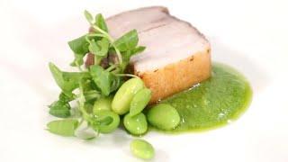 『豚バラをホロっとさせるコツ』フランス料理の基本【コンフィ】