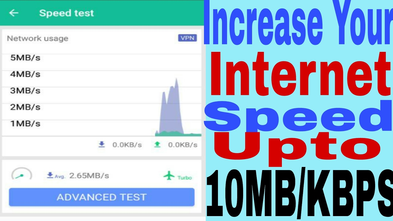 How To Increase The Internet Speed With VPN-Master [Internet Booster][VPN  -Master]