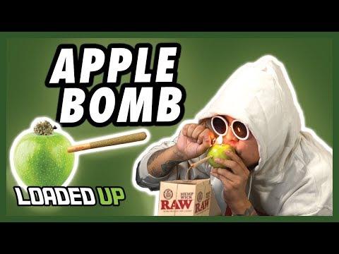 Loaded Up Apple Bomb