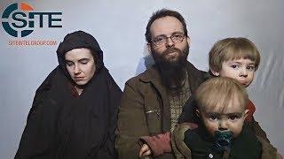 Канадца, американку и их троих детей освободили из пятилетнего плена (новости)
