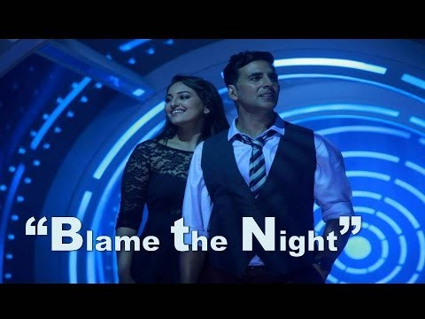 """""""BLAME THE NIGHT"""" SONG 