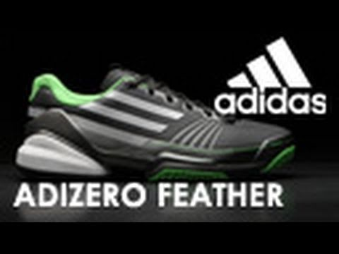 best service 6c81b b6e16 Adidas Adizero Feather Shoe Review - YouTube