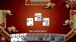 Hearts Card Game App for iPhone, iPad, and iPod Touch
