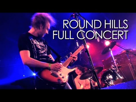 ROUND HILLS FULL CONCERT (LIVE. Концерт в клубе MILK Москва | Seether)