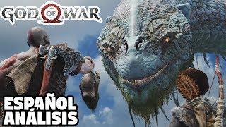 God of War: Fecha de lanzamiento - Tráiler de historia (español) - Análisis y Secretos