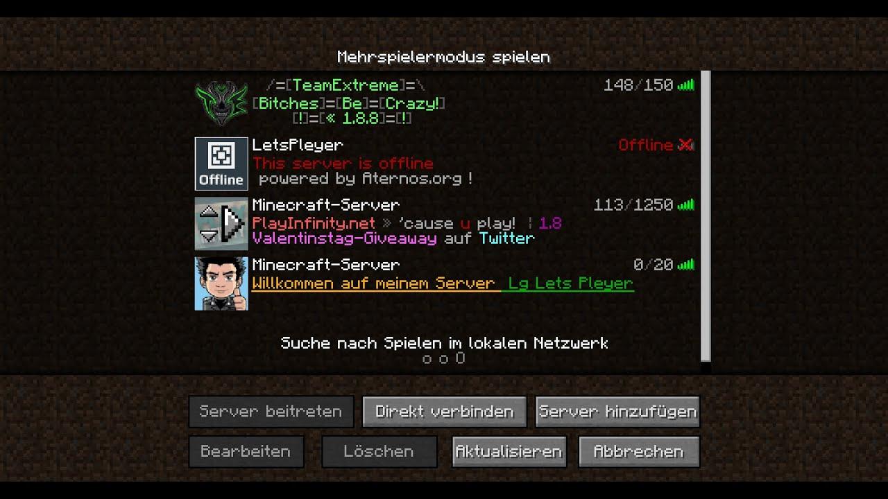 Tutorial Minecraft Kostenlosen Hamachi Server Erstellen YouTube - Minecraft server im lokalen netzwerk erstellen