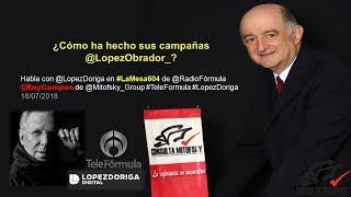 ¿Cómo ha hecho sus campañas @LopezObrador_?