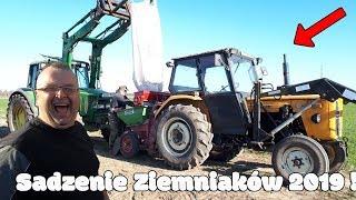 Marka GPS Szwankuje ☆[Vlog#37] Po Naszemu Sadzenie Ziemniaków 2019