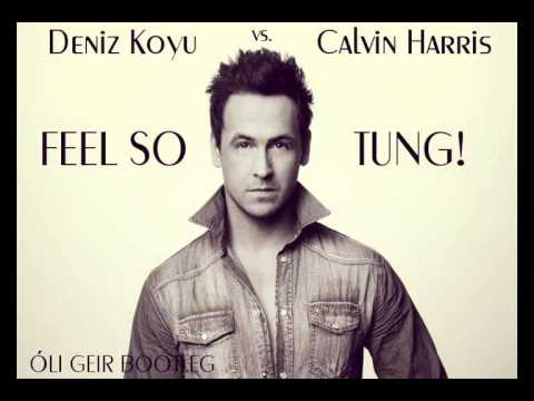 [ELECTRO HOUSE] Deniz Koyu vs Calvin Harris - Feel so Tung! (Dj Óli Geir Bootleg) 2012