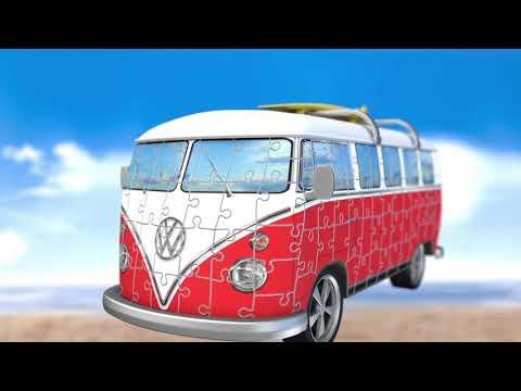 Ravensburger 3D pusle VW T1 Campervan