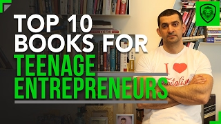 Top 10 Books - Top 10 Books for Teenage Entrepreneurs
