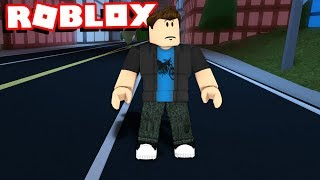 The last person left on Roblox...