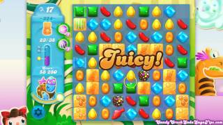 Candy Crush Soda Saga Level 324 No Boosters