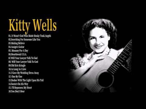 Kitty Wells Greatest Hits Collection || The Very Best of Kitty Wells