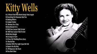 Kitty Wells Greatest Hits Collection    The Very Best Of Kitty Wells