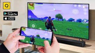 La Mejor Aplicación Para Transmitir Del Móvil Al Televisor 2019 Quickcast Chromecast Youtube