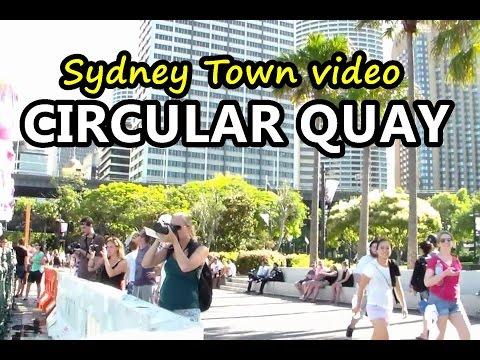 CIRCULAR QUAY tour