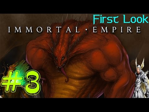 First Look - Immortal Empire - Ep. 3 - HelenaHorsie NO!