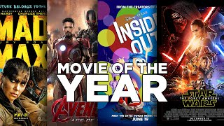 Movie of the Year 2015