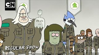 Regular Show | Space Graduation | Cartoon Network