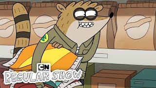 Regular Show | Space Graduation | Cartoon Network
