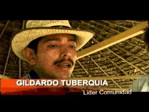 Contravia - La Comunidad de paz de San José de Apartadó. Parte 1.