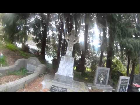 Exploring an Old Cemetery in New Zealand!