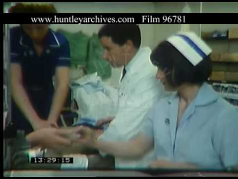 Overdose Patient Treated For Cardiac Arrest, 1980s - Film 96781