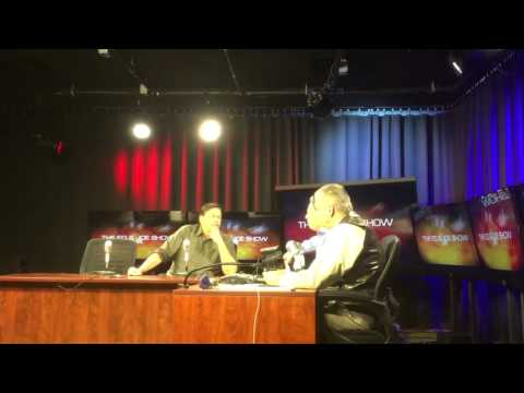 BOMBSHELL TV INTERVIEW WITH MIKE GILL FROM THE ED & JOE SHOW