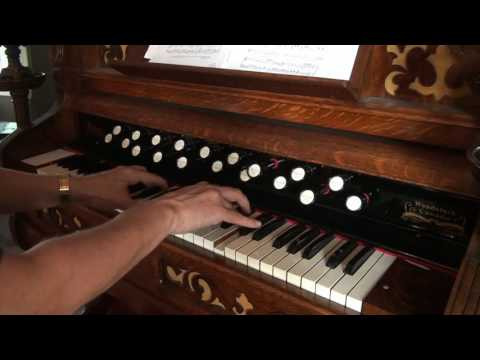 Beautiful Ohio - Mary Earl - Karn Reed Organ