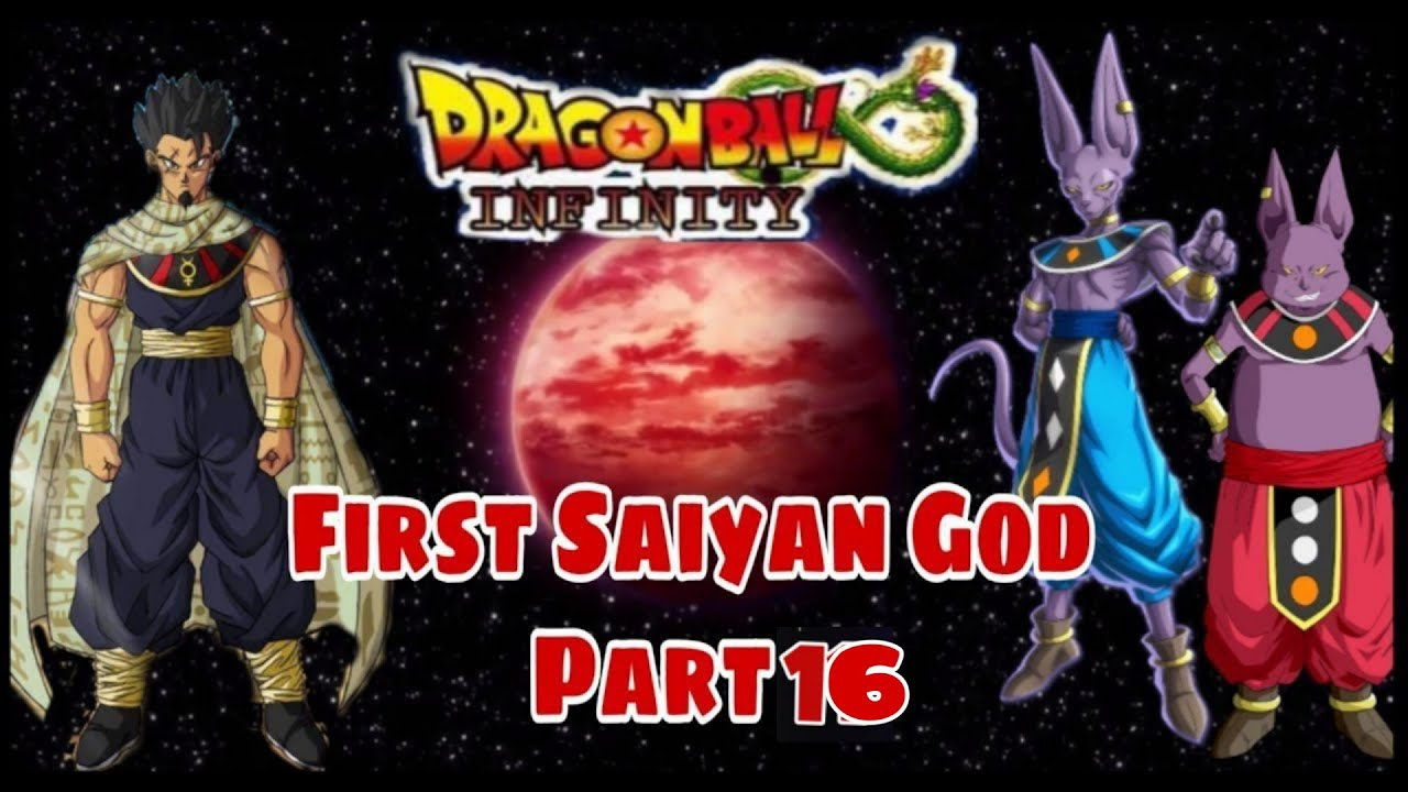 Download First Saiyan God & Beerus Home Planet | Dragon Ball Infinity Part 16 (HINDI)