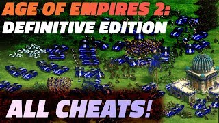 All the Cheat Codes for Age of Empires 2: Definitive Edition