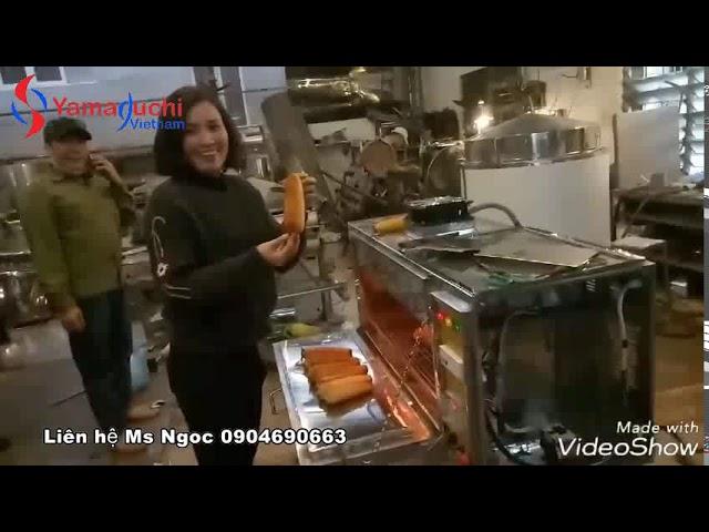 Máy nướng thịt, máy nướng ngô. Liên hệ Ms Ngọc 0904690663
