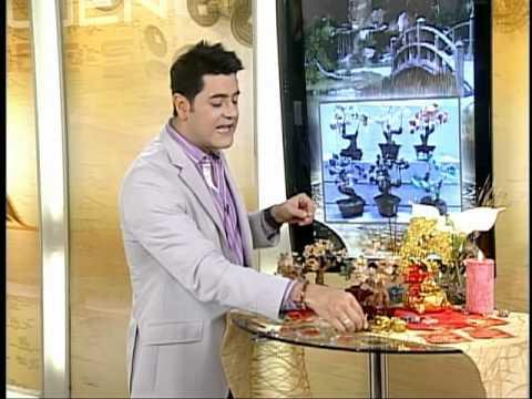 Ceremonia feng shui los rboles de la prosperidad y la - Atraer dinero feng shui ...