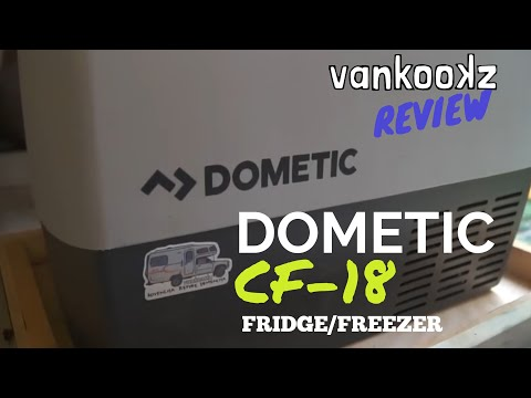 Dometic Cf 18 Fridge Freezer Review Youtube