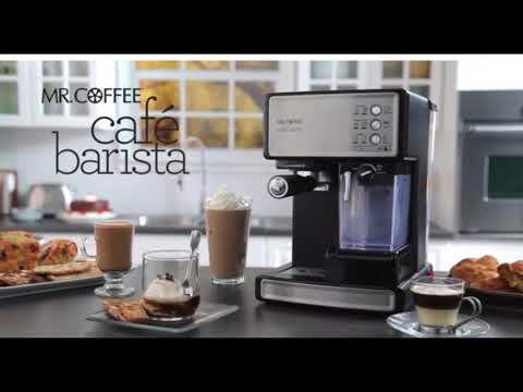The Perfect of MrCoffee ECMP1000 CafeBarista Premium EspressoCappuccino System, Silver-Buying Tips