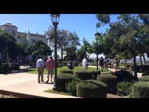 University of San Diego - campus tour