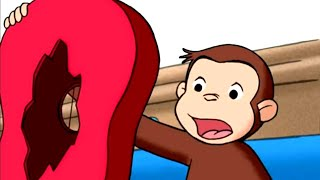Curious George  Curious George's Low High Score  Kids Cartoon  Kids Movies | Videos For Kids