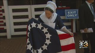 Betsy Ross' Story May Not Be Exactly As It Seems