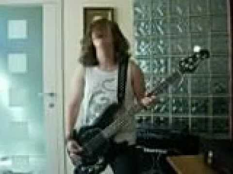 Foreigner Jukebox Hero Bass Cover Youtube