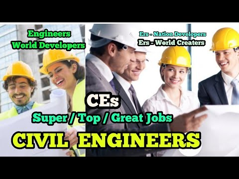 Civil Engineers Greatness, Civil Engineers build the Nation/World, Svpso int org/TS/India